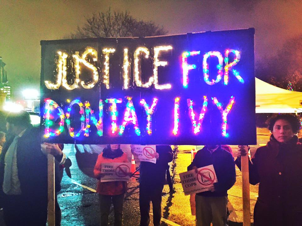 Justice For Dontay Ivy Capital Area Against Mass Incarceration
